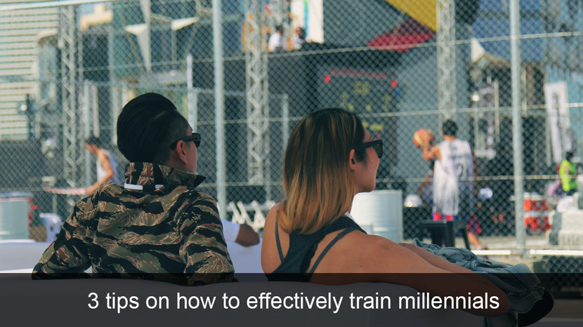 3 Ideas On How to Train the Millennial Generation