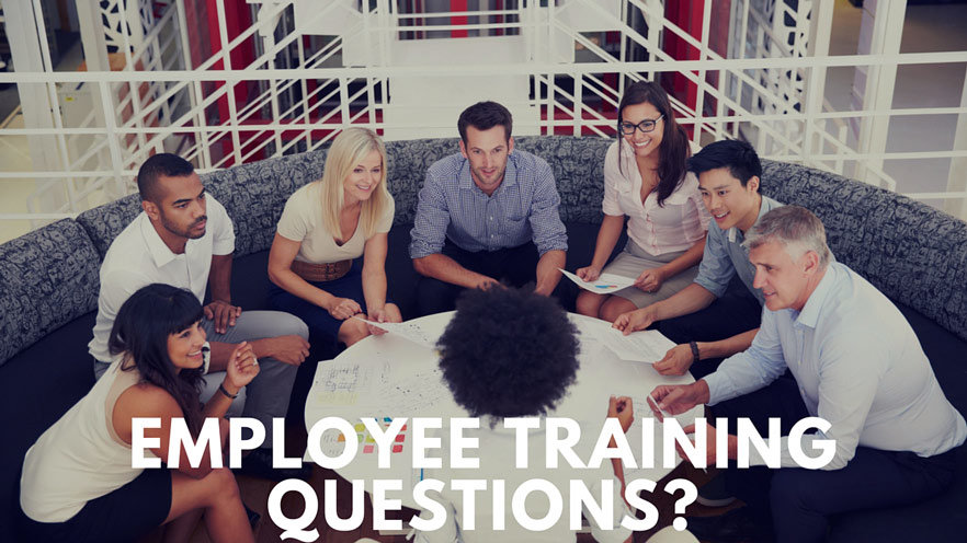 Employee training and development questions?