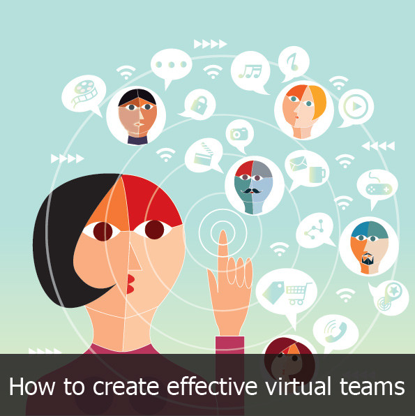 How to Create Effective Virtual Teams