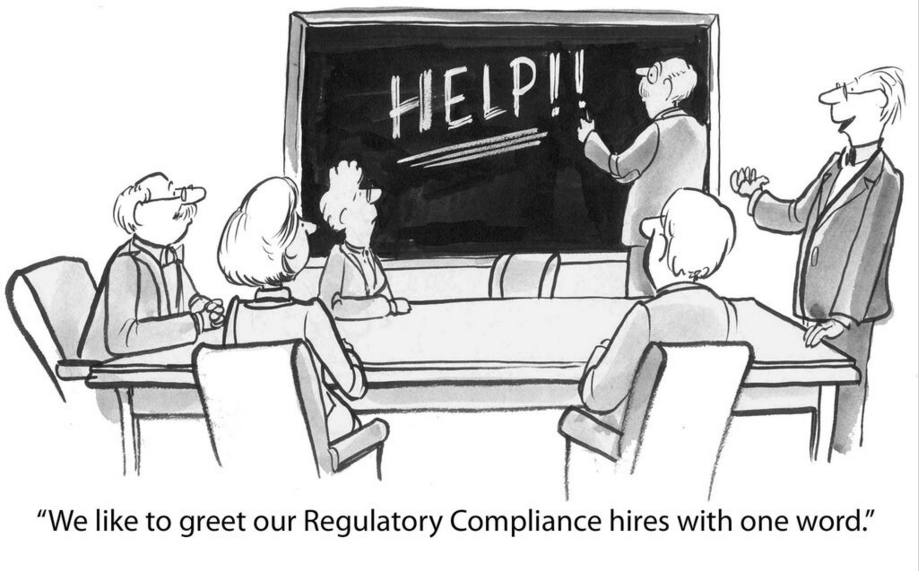 The Importance of Regulatory Training and How to Ensure it Isn't a Flop